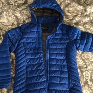 Brand new Kenneth Cole puffer jacket